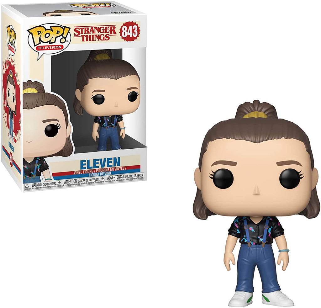 Funko Pop Stranger Things - Eleven w/Suspenders #843