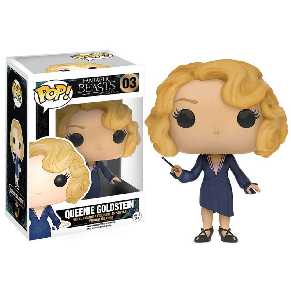 Queenie - Fantastic Beasts and Where to Find Them Funko Pop! Vinyl Figure #03