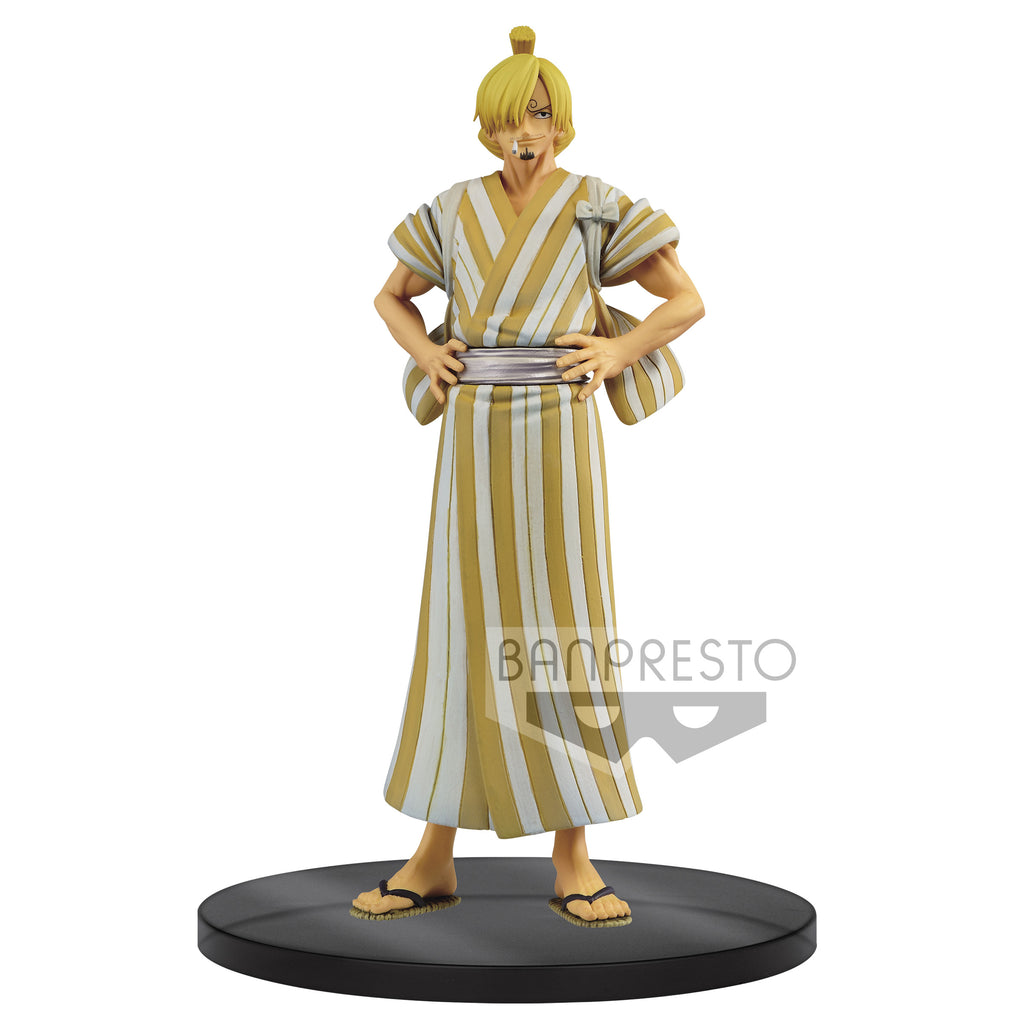 ONE PIECE DXF - THE GRANDLINE MEN - WANOKUNI VOL.5