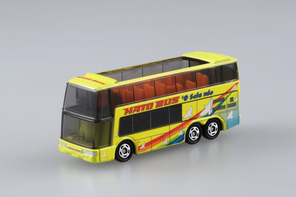 Tomica - Mit. Fuso Aero King Die Cast Scale Model No.42-7