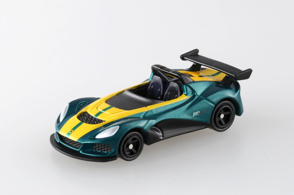 Tomica - Lotus 3 - Eleven  Die Cast Scale Model No.112-8