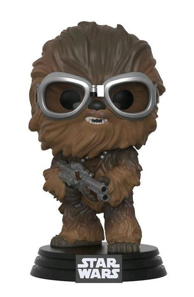 Chewbecca with Goggles - Star Wars Solo W1 #239