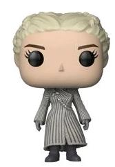 Game of Thrones: Danerys Targaryen in White Coat Funko Pop #59