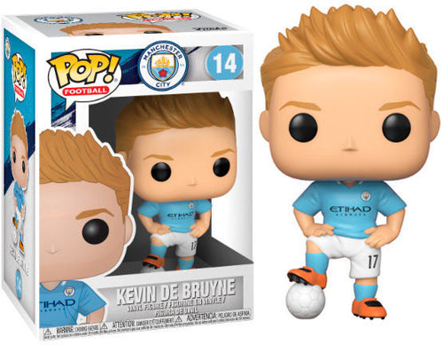 Kevin De Bruyne - Manchester City Football Funko #14