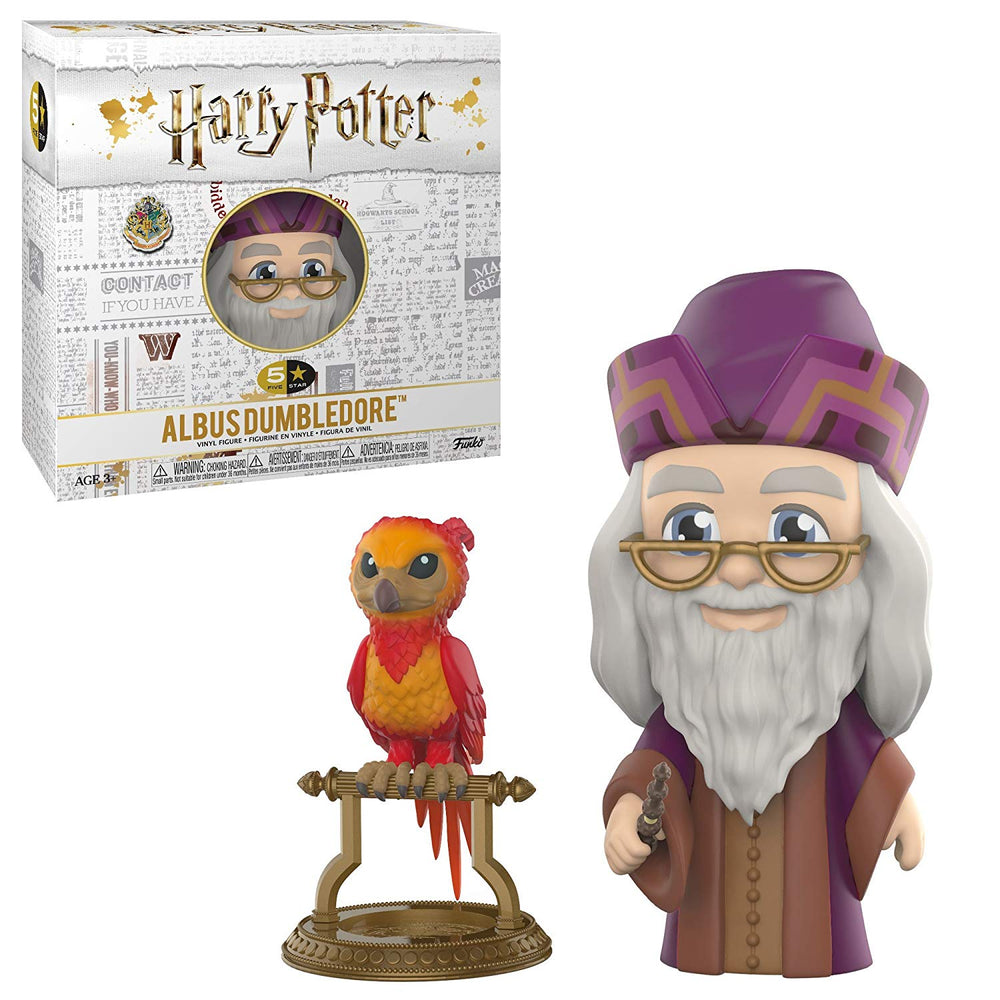 Albus Dumbledore 5 Star Vinyl Action Figure