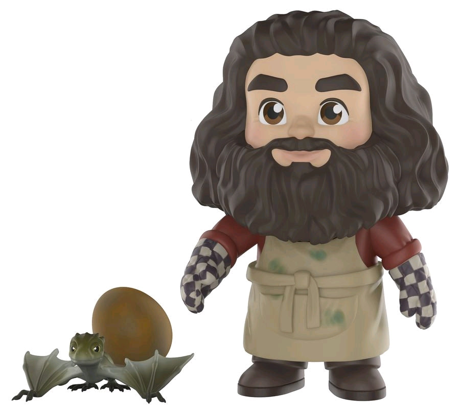 Harry Potter - Rubeus Hagrid w/Egg Funko 5 Star (Walmart Exclusive)