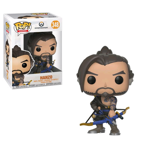 Hanzo - Pop Games: Overwatch Season 4 Funko #348