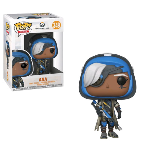 Ana - Pop Games: Overwatch Season 4 Funko #349