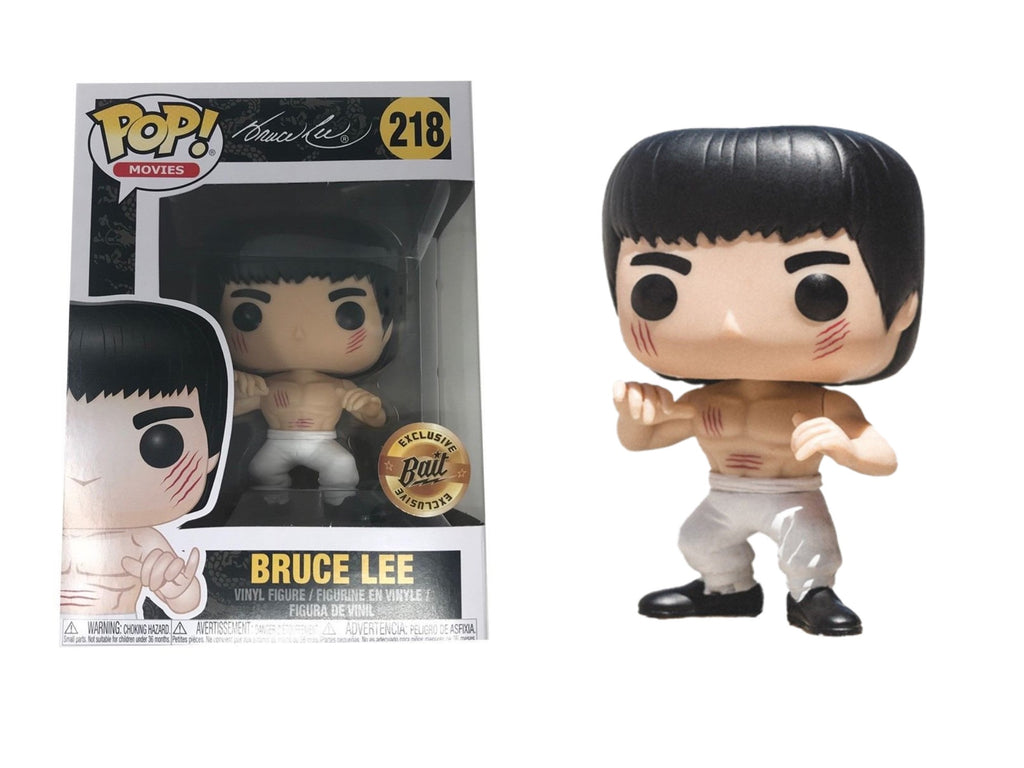 Bruce Lee Special Edition Funko Pop #218