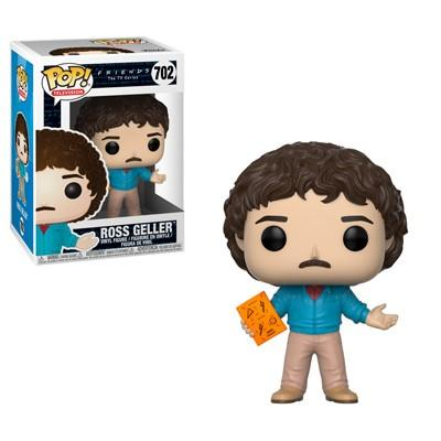 Ross Geller 80's Hair - Friends Tv Show Funko Pop Figure #702