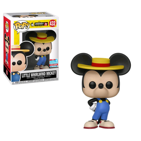 Little Whirlwind Mickey - NYCC Exclusive 2018 Disney Funko Pop