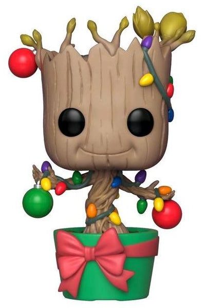 Groot with Lights & Ornaments Funko Pop - Guardians of the Galaxy #399