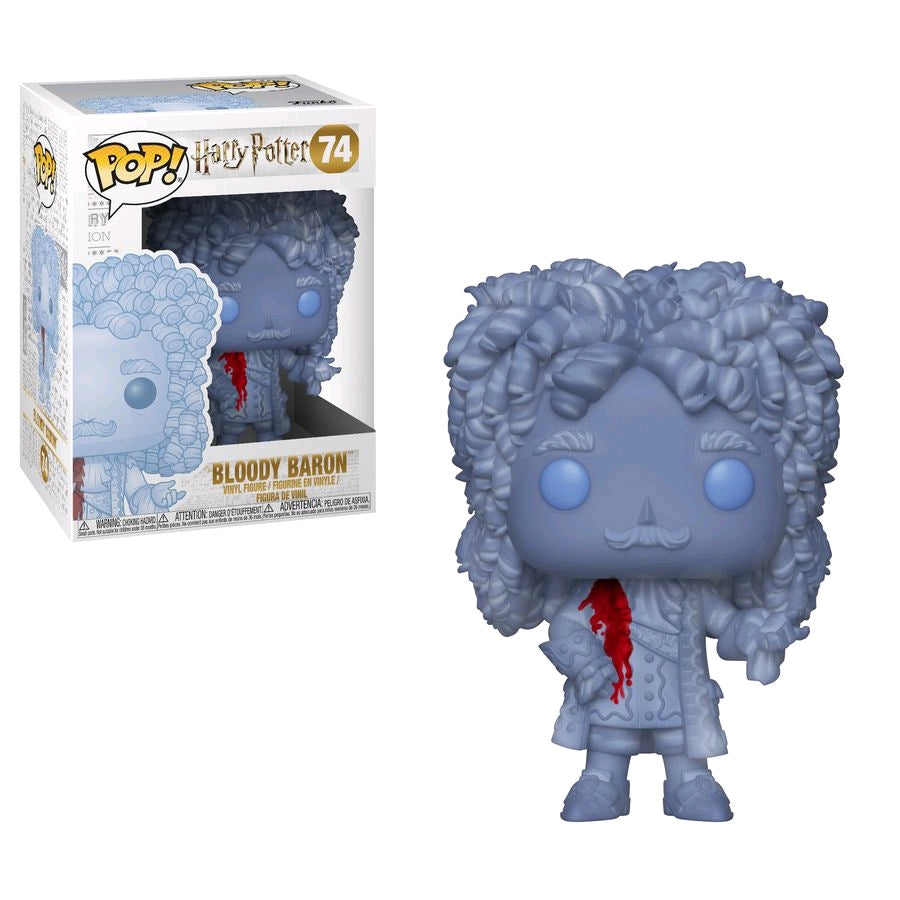 Bloody Baron - Harry Potter Funko Pop #74