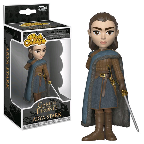 Arya Stark - Game of Thrones Rock Candy Funko