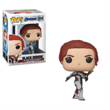 Black Widow (Team Suit) - Marvel: Avengers Endgame  Funko Pop #454