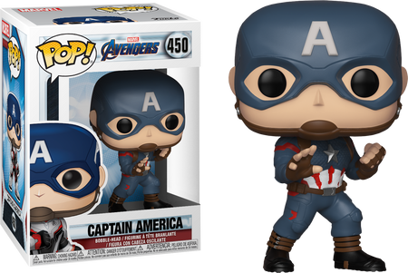 Nebula (Team Suit) - Marvel: Avengers Endgame  Funko Pop #456