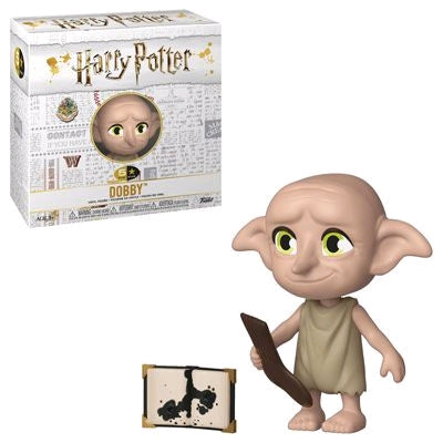 NO BOX - Funko Pop Dobby - Harry Potter 5 Star