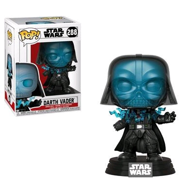 Electrocuted Vader - POP Star Wars Funko #288