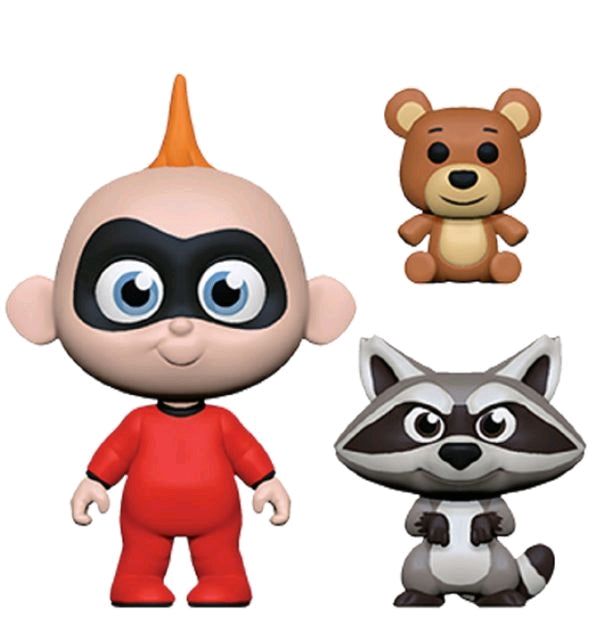 Jack Jack 5-Star - Incredibles 2 Funko Vinyl