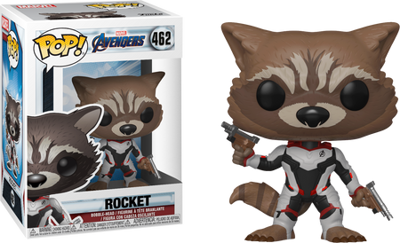 War Machine - Marvel: Avengers Endgame  Funko Pop #458