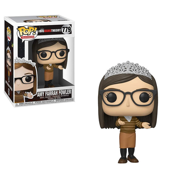 Amy - Big Bang Theory Season 2 Funko Pop #779