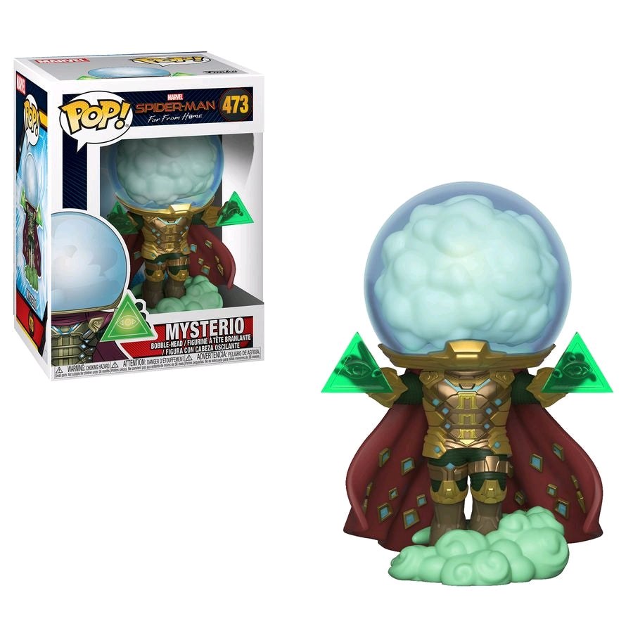 Funko Pop Mysterio - Spider-Man: Far From Home #473