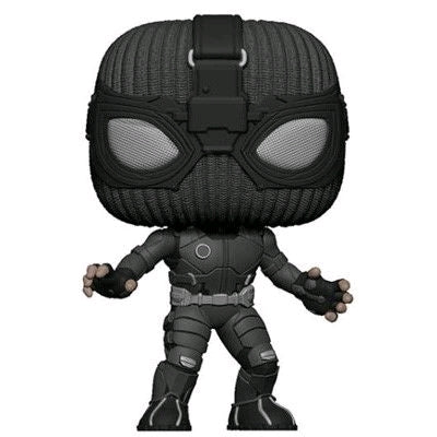 Funko Pop Stealth Suit - Spider-Man: Far From Home  #469