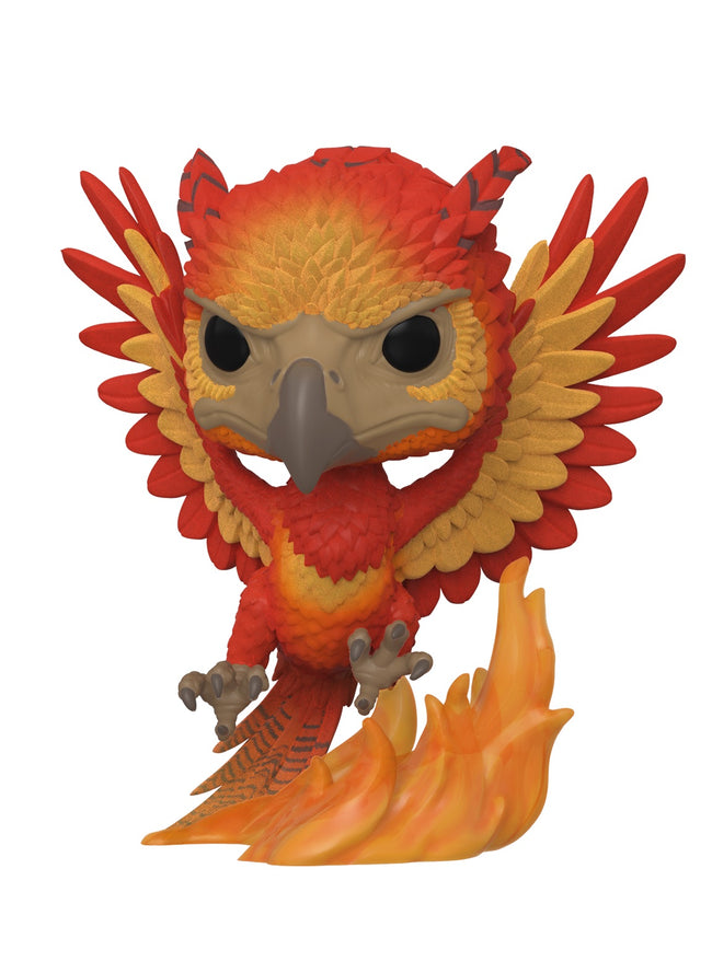 Fawkes (Phoenix)  - Harry Potter SDCC 2019 Exclusive Funko Pop #84