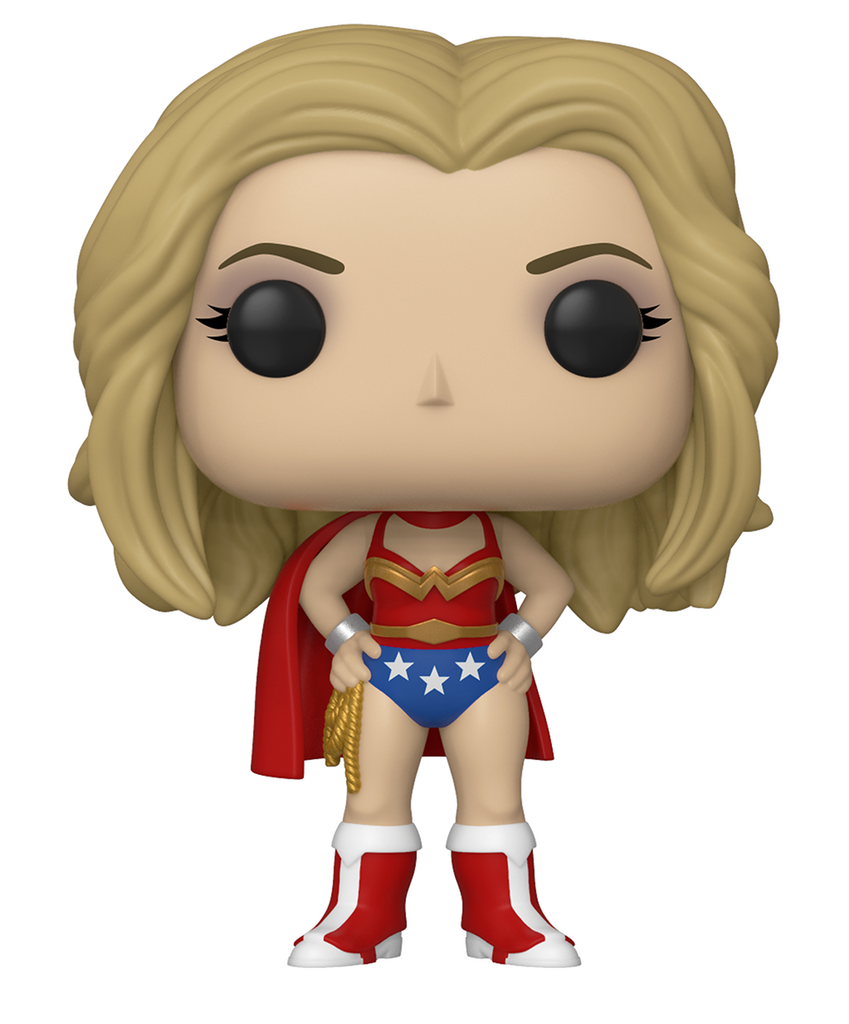 Funko Pop SDCC 2019 Exclusive The Big Bang Theory - Penny as Wonder Woman #835