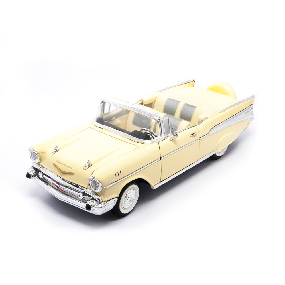 1957 CHEVROLET BEL AIR (1:18 Scale)