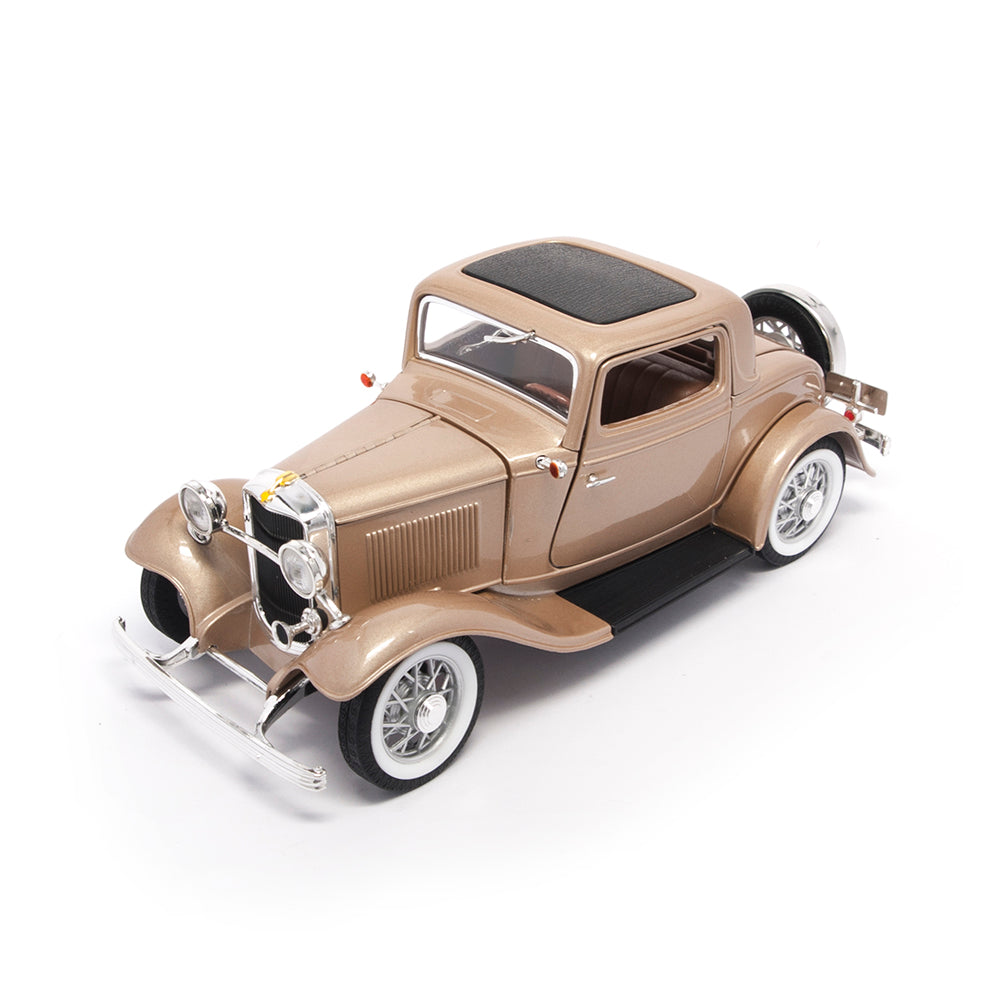 1932 Ford 3-Window Coupe (27 Cm - 1:18 Scale)