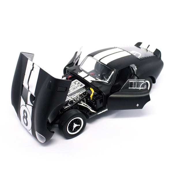1965 SHELBY COBRA DAYTONA COUPE [27 CMS - 1:18 Scale]