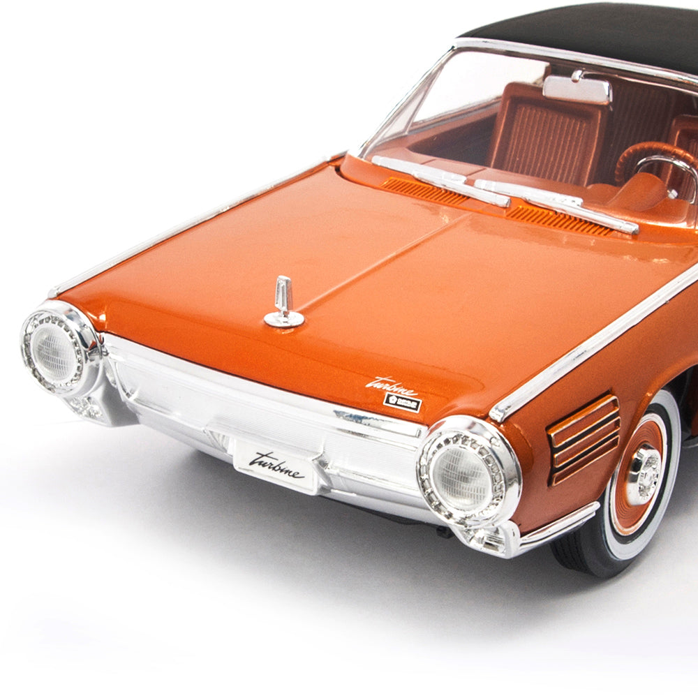 1963 Chrysler Turbine Car [27 CMS - 1:18 Scale]