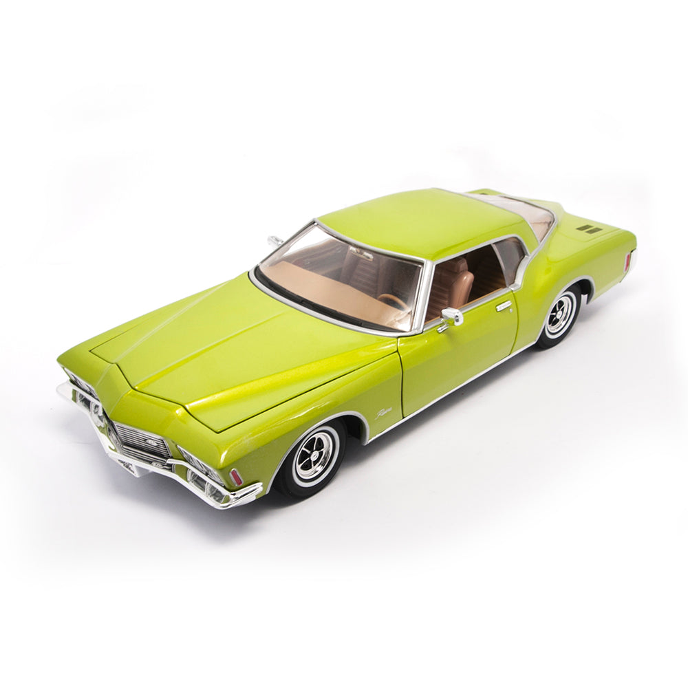 1971 BUICK RIVIERA GS WITH VINYL TOP  (1:18 Scale)