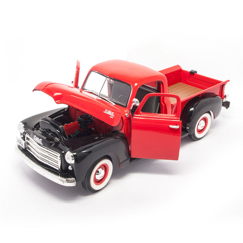 1950 GMC Pick up [27 CMS - 1:18 Scale]