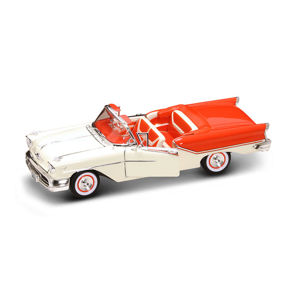 1957 Oldsmobile Super88  [27 CMS - 1:18 Scale] - Road Signature
