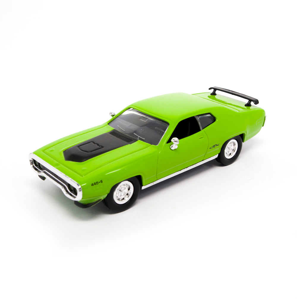 1971 Plymouth GTX [10 CMS - 1:43 Scale]