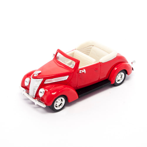 1937 Ford V8 Convertible [10 CMS - 1:43 Scale] - Road Signature
