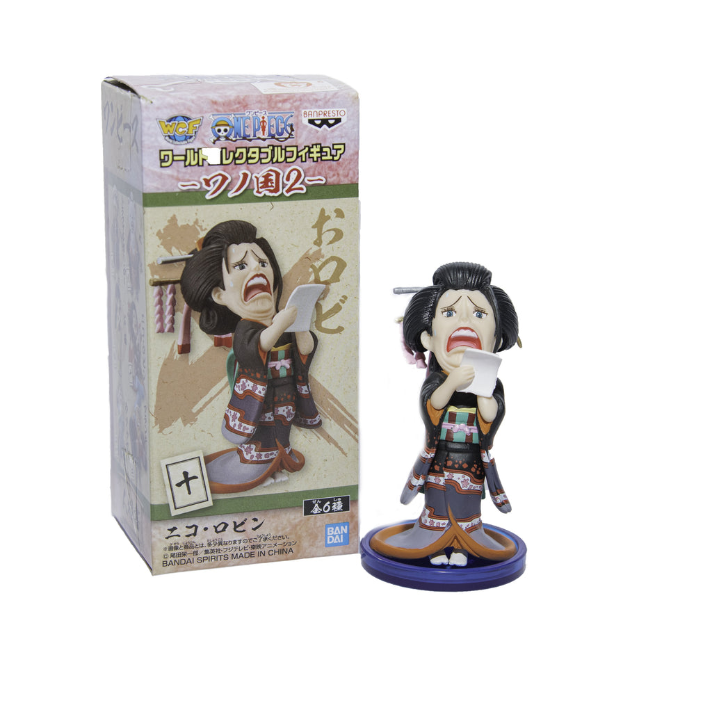 One Piece World Collectible Figure - Nico Robin