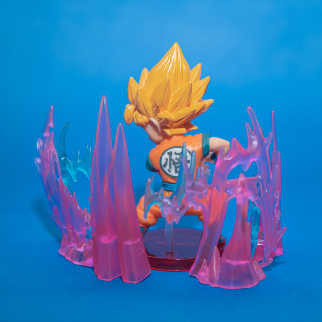 Banpresto Dragon Ball Super World Collectible Figure - Super Saiyan Son Goku