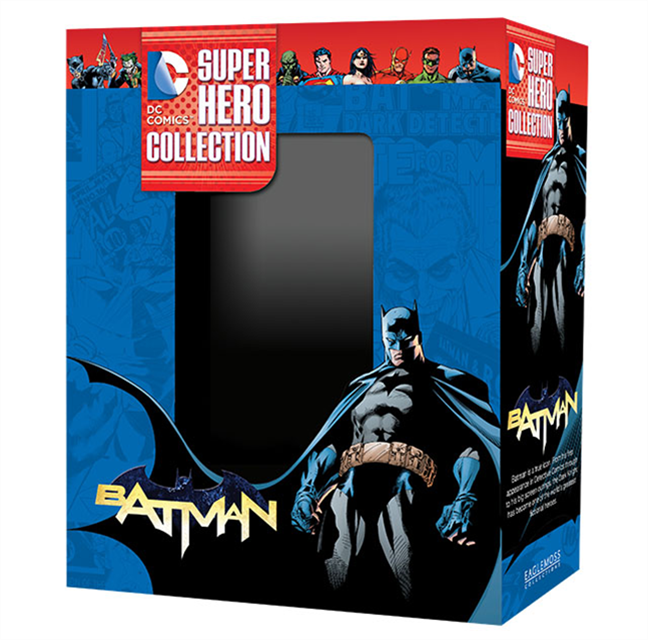 Batman Statue - Super Hero Collection by Eaglemoss