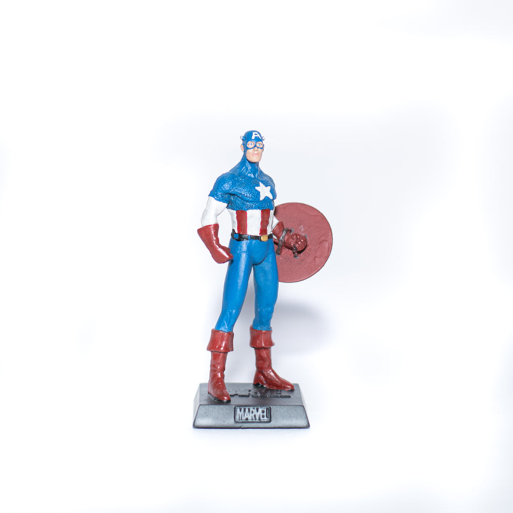 Eaglemoss -  Super Hero Collector -  Captain America