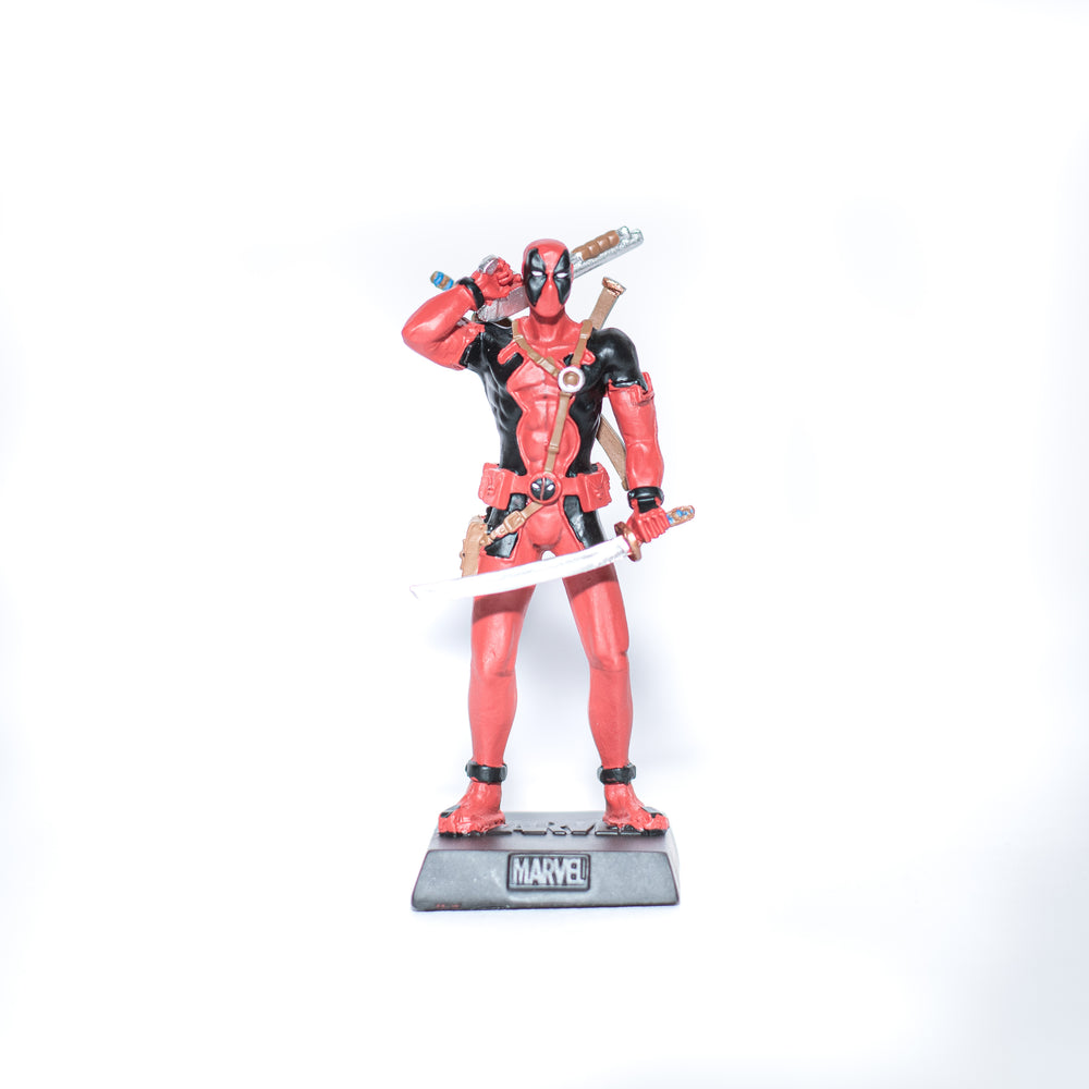 Eaglemoss -  Super Hero Collector  - Deadpool