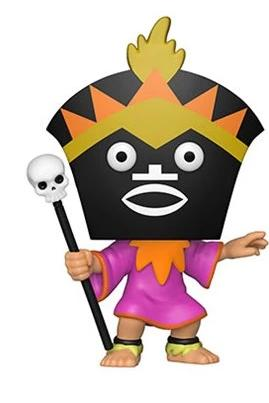 Witch Doctor - Funko Pop Animation: Scooby Doo #630
