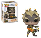 Junkrat - Overwatch S3 Funko Pop Games #308