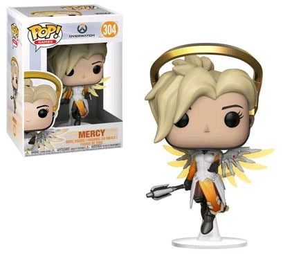 Mercy - Overwatch S3 - Funko Pop Games #304