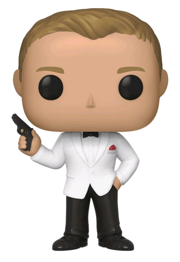 Daniel Craig (Spectre) - James Bond S2 - Funko POP Movies