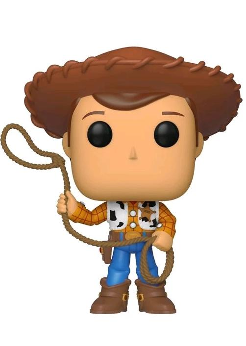 Woody - Toy Story 4  Funko Pop Disney #522