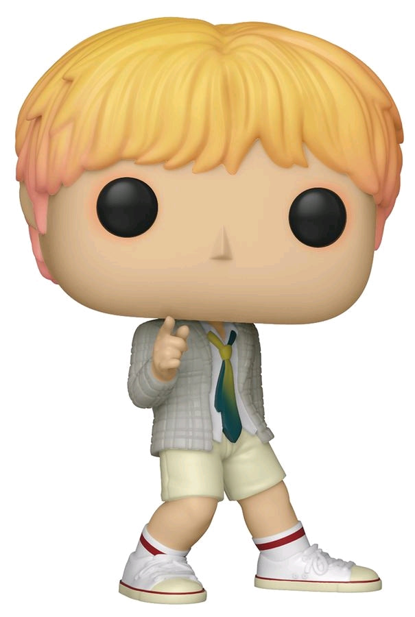 V - BTS Funko Pop Rocks #107