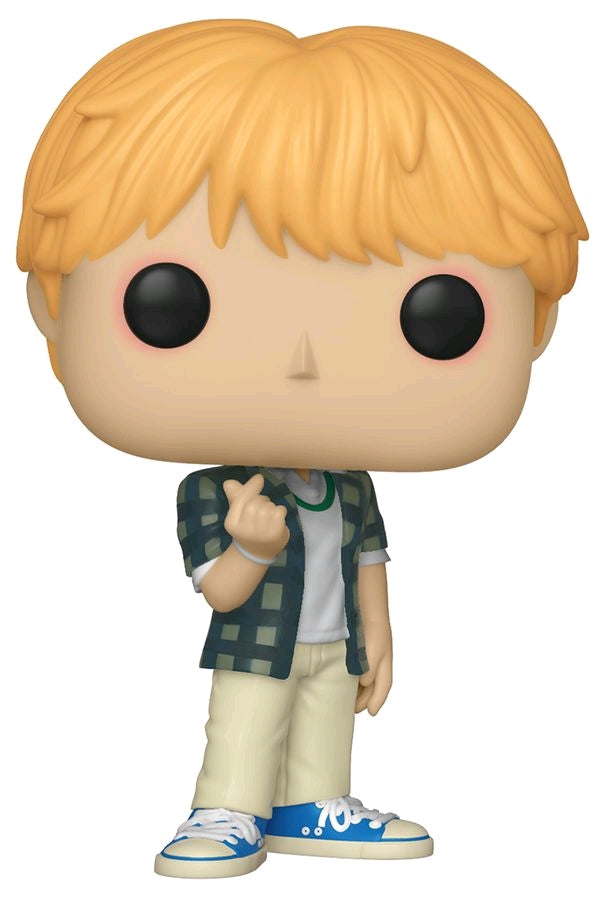 Jin - BTS Funko Pop Rocks #104
